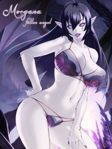 Morgana in bikini-lol gallery
