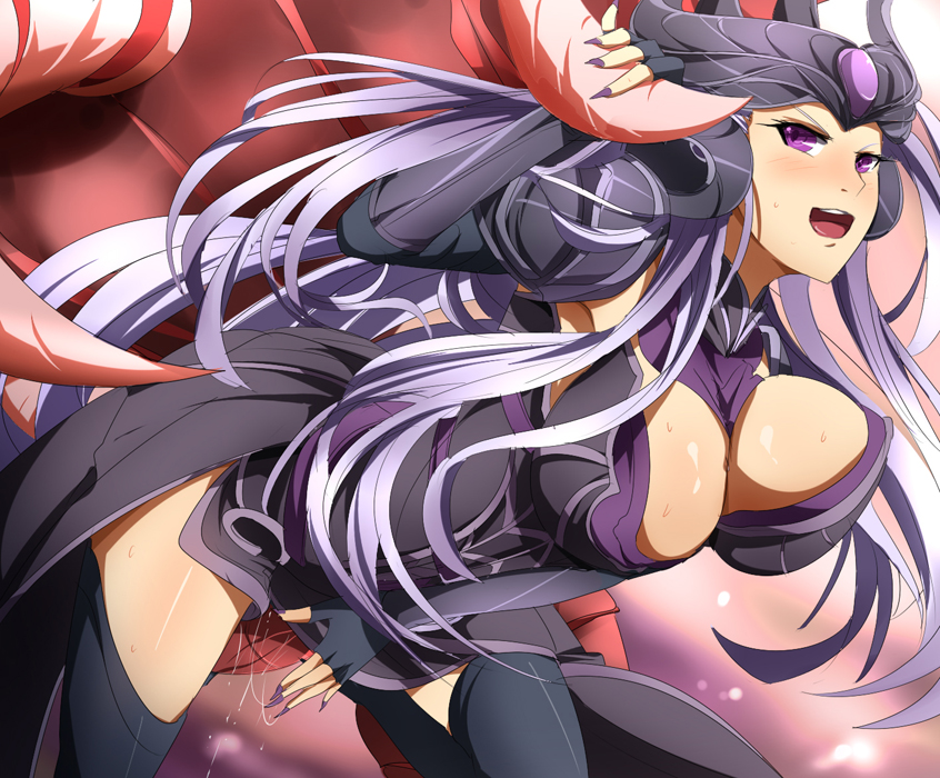Syndra,league hentai,vol.1