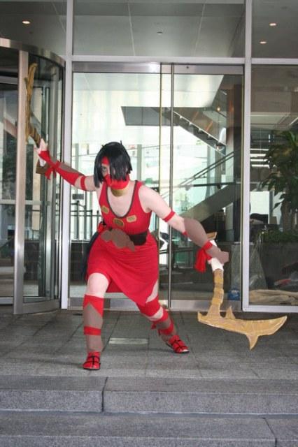akali cosplay (4)