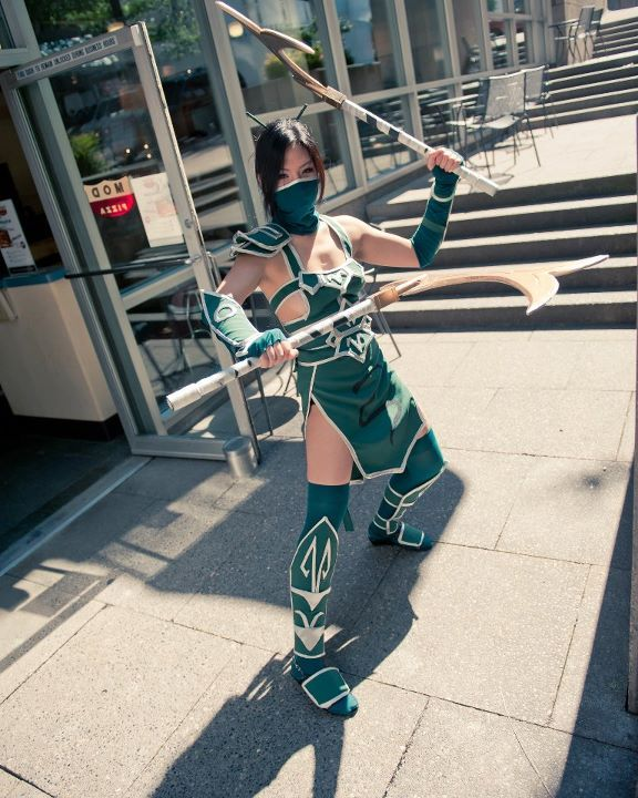 akali cosplay (8)