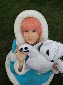 Annie lol cosplay!