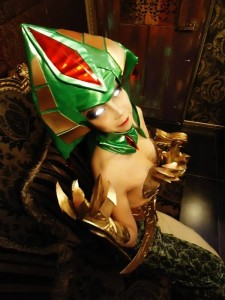 Cassiopeia cosplay