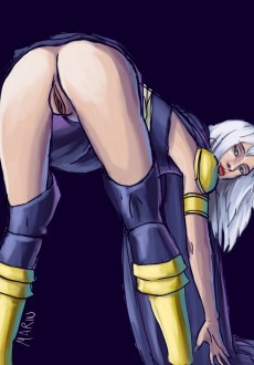 awesome ass,ashe