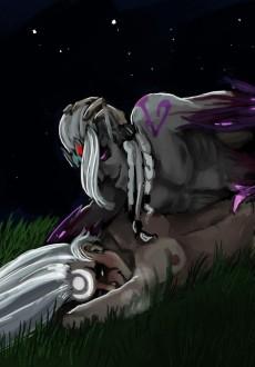 under the moon,diana