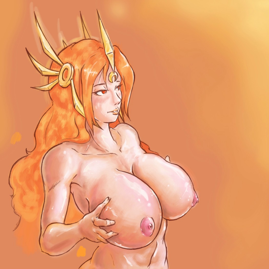 Leona epic boobs