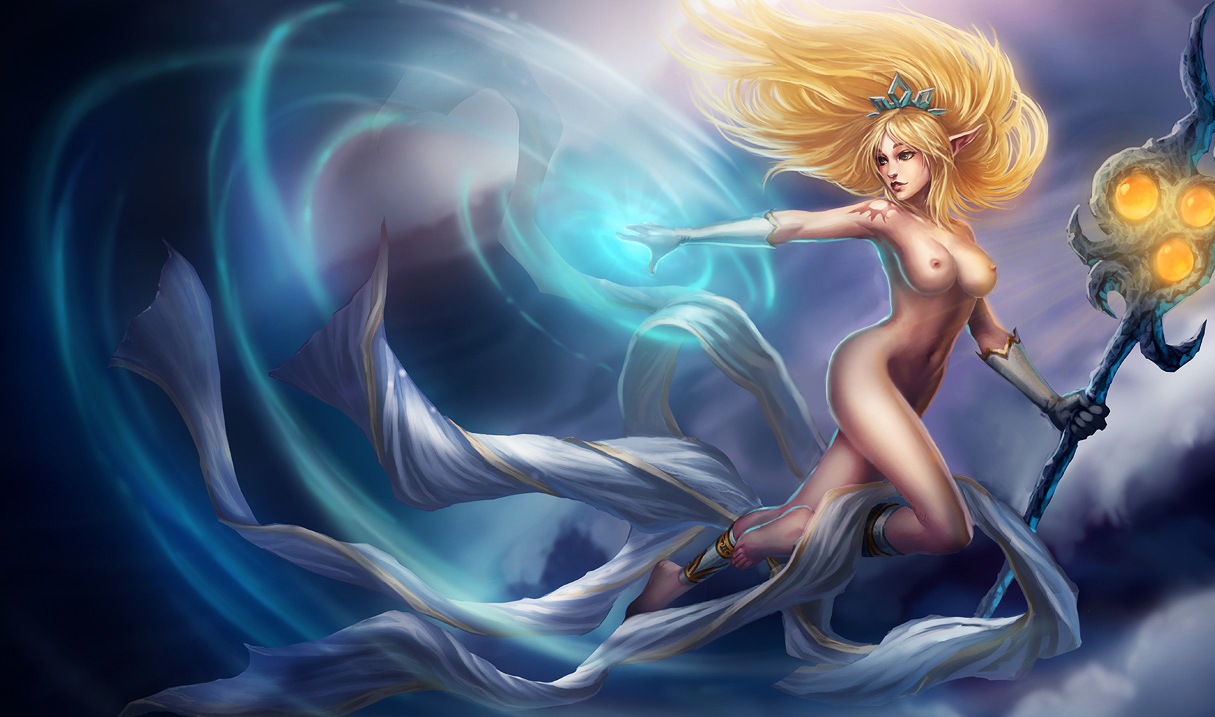 beautiful art janna