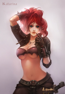 katarina,beautiful pic