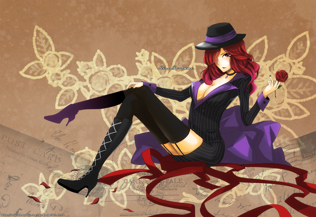 Miss fortune,enjoy
