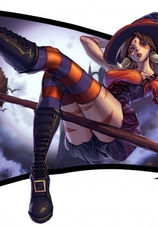 witch nidalee