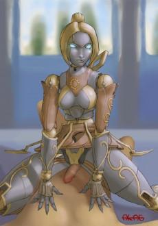 orianna on top