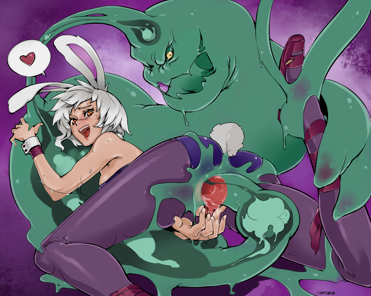 Riven Getting Fucked by Zac