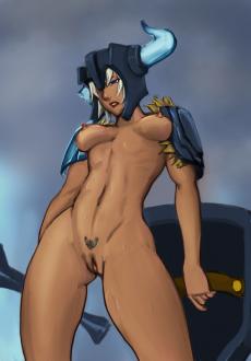 Sejuani sexy body