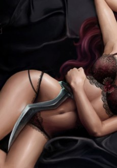 Katarina,perfect art pic!
