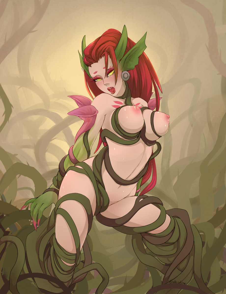 Zyra,perfect nipples