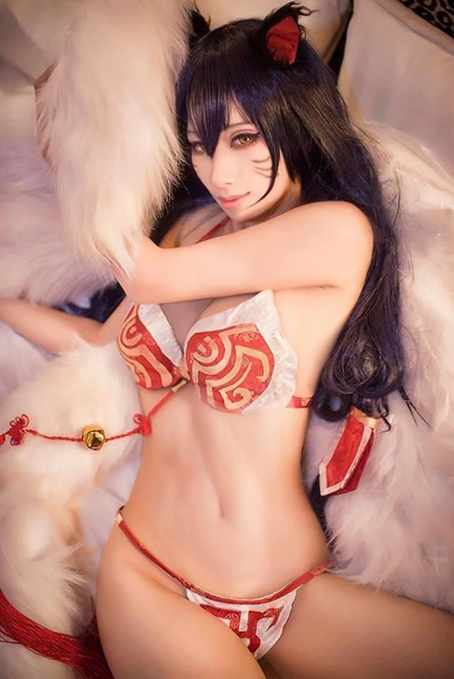 League of legends cosplay nude