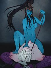 Kalista and Varus