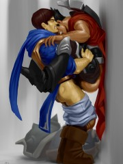 Darius and Garen