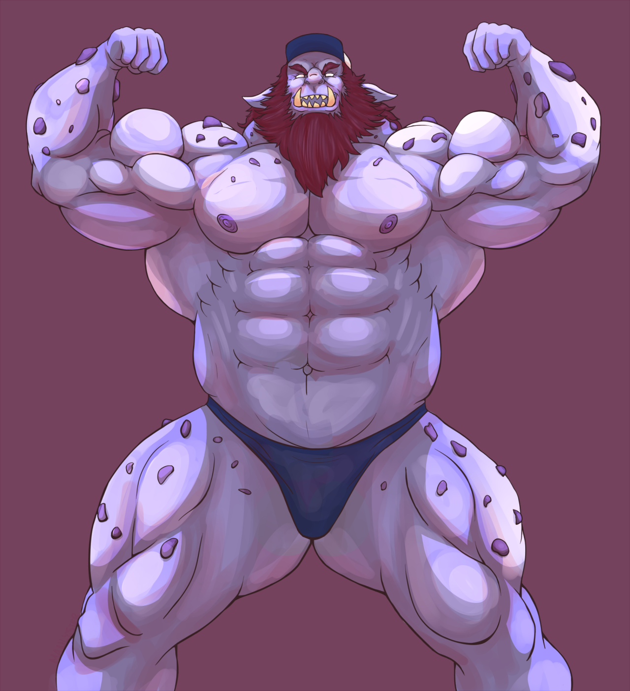 League_of_Legends MANLYSTER Trundle