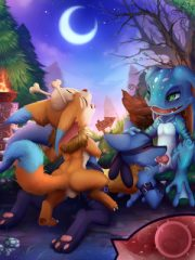 Gnar and Fizz