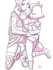 Annie and Jinx