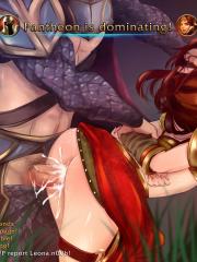 Leona and Pantheon