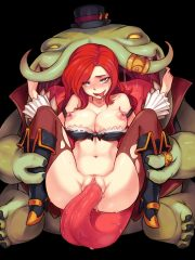 Miss Fortune and Tahm Kench