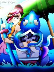 Fiora and Lulu