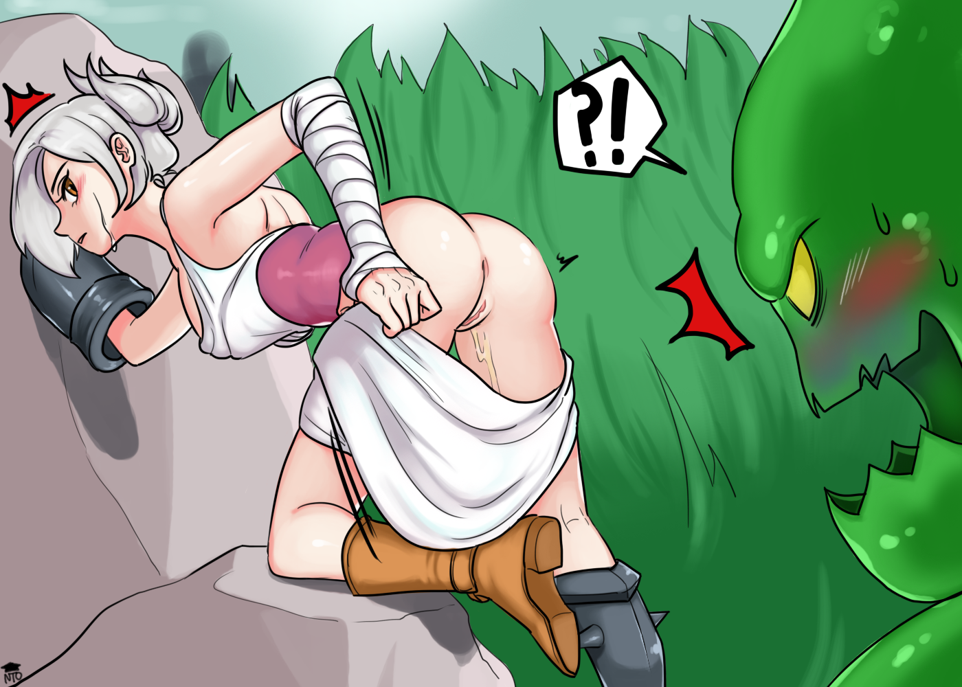 zac league of legends hentai