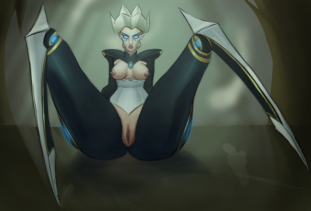 2028699 - Camille League_of_Legends breasts_out_of_clothes medium_breasts