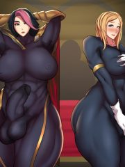 Fiora and Lux