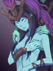 Kalista and Thresh