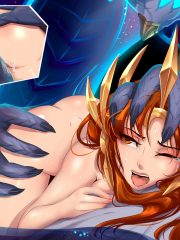 Aurelion Sol and Leona
