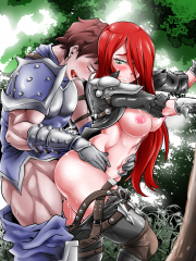 Katarina and Shen