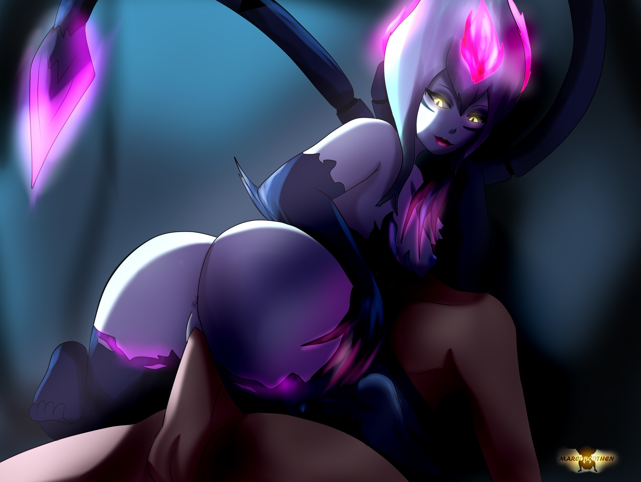 2329839 - Evelynn League_of_Legends Marcobodt