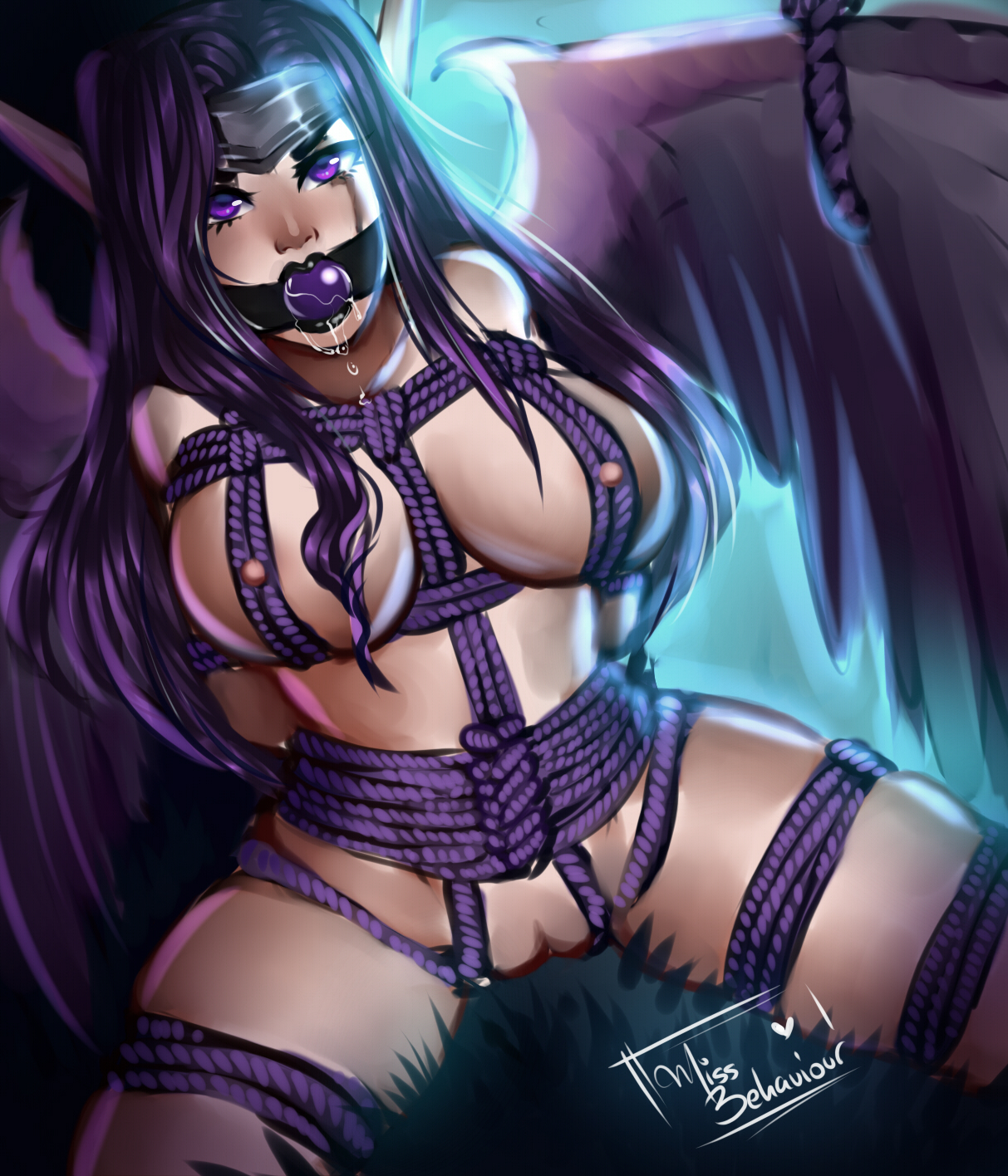 2377634 - League_of_Legends MissBehaviour Morgana