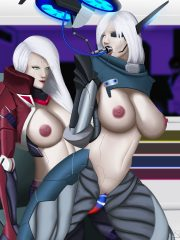 Ashe and Katarina