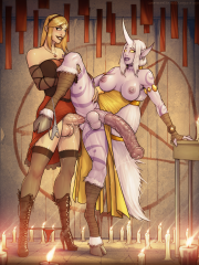 Lux and Soraka
