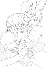 Miss Fortune and Riven