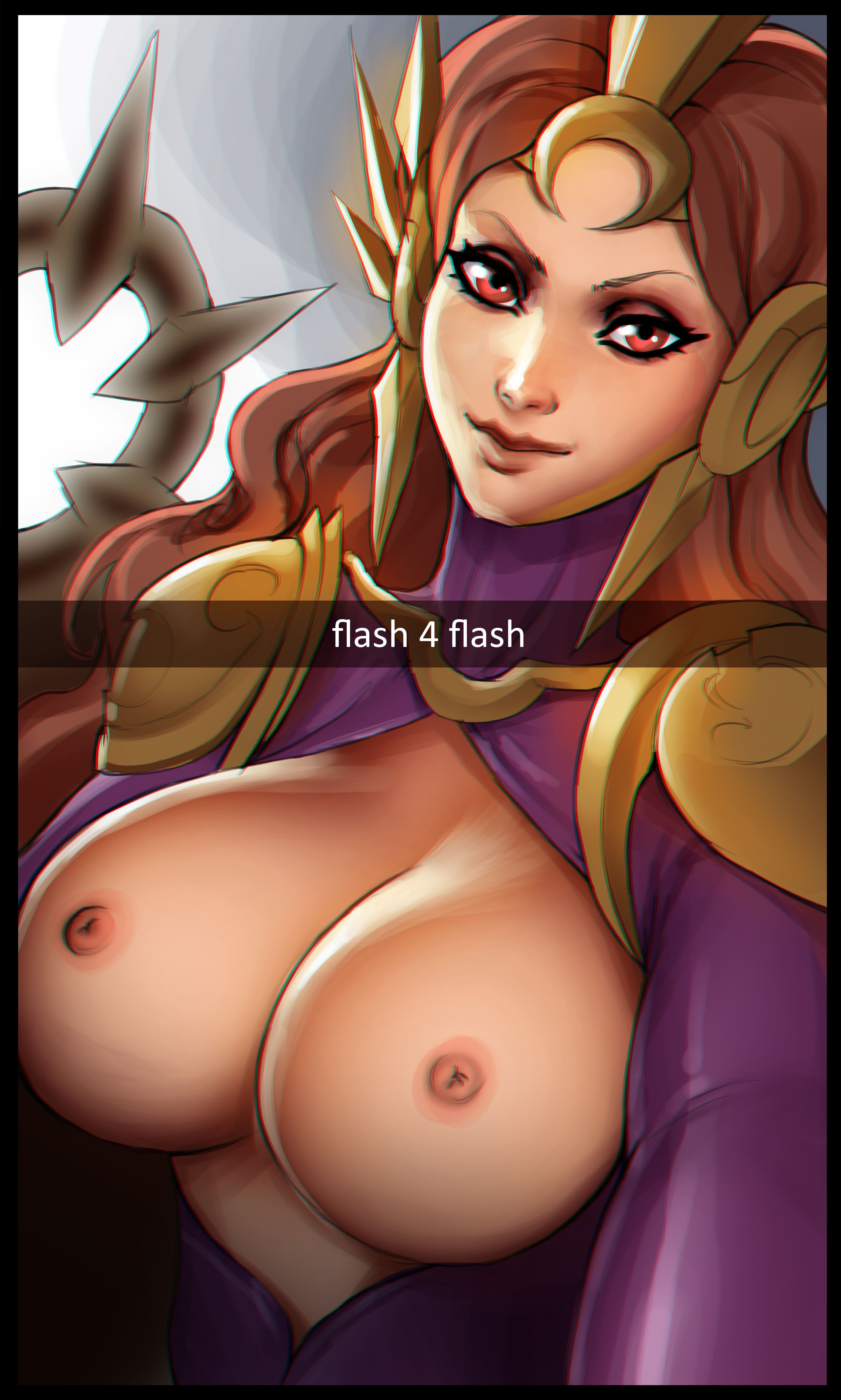 2501309 - League_of_Legends Leona Snapchat the-essential-squid