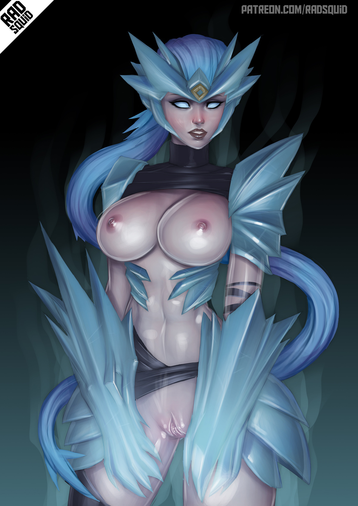2501327 - League_of_Legends Shyvana the-essential-squid