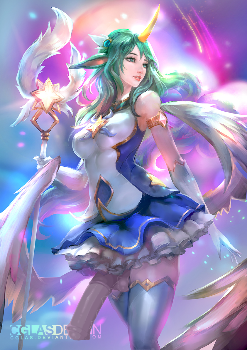 2509005 - CGlas Canastus League_of_Legends Soraka