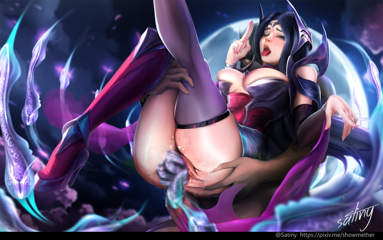 2547865 - Irelia League_of_Legends Satiny