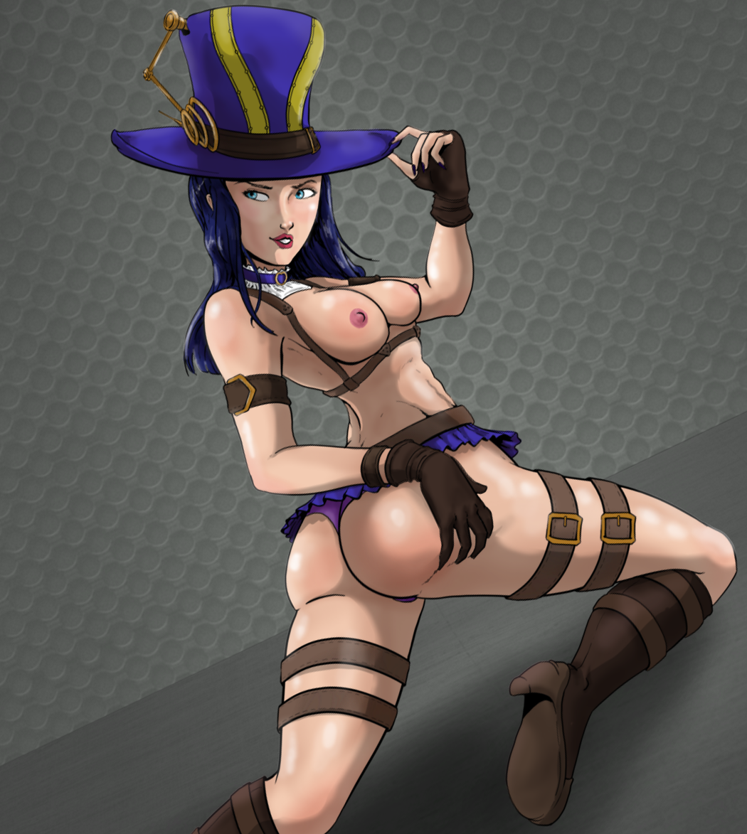 2565152 - Caitlyn League_of_Legends SealedHelm