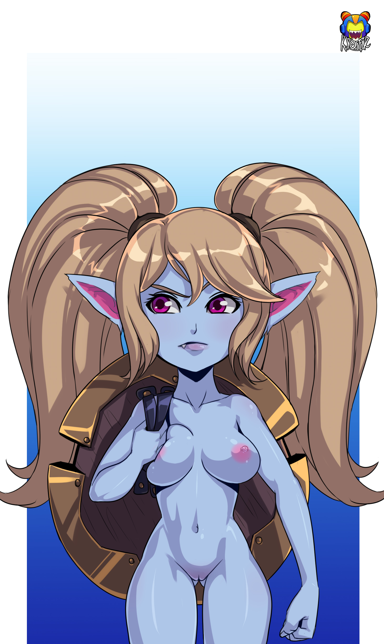 2588329 - Kyoffie League_of_Legends Poppy yordle
