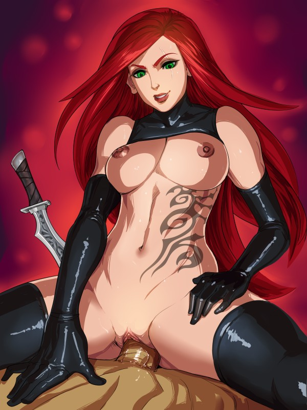 2623028 - Katarina_Du_Couteau League_of_Legends nesoun