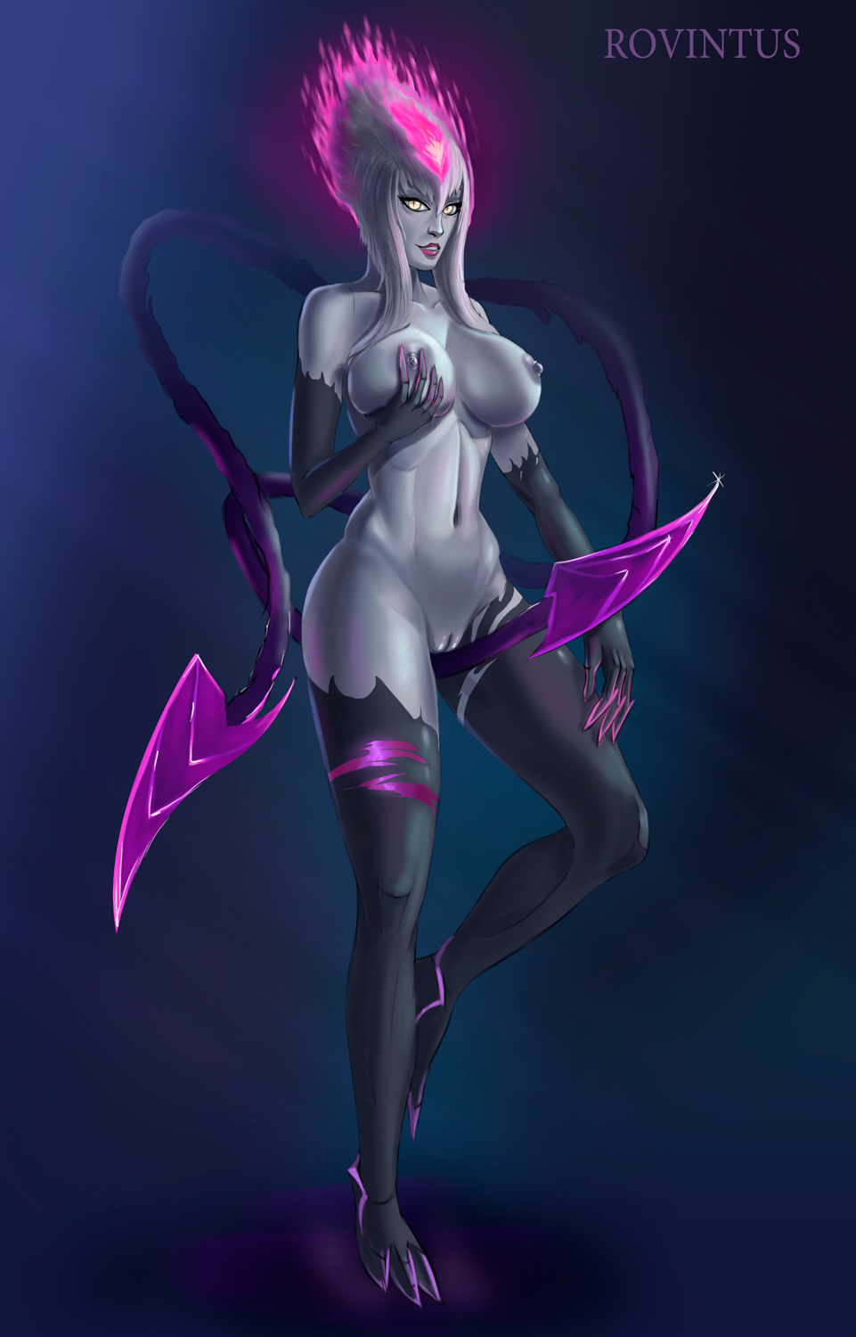 2638675 - Evelynn League_of_Legends rovintus