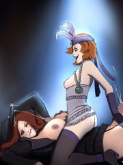 Jinx and Miss Fortune