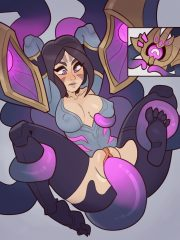 Kai'Sa and Vel'Koz