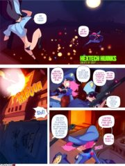 COMIC – Hextech Hijinks (English)