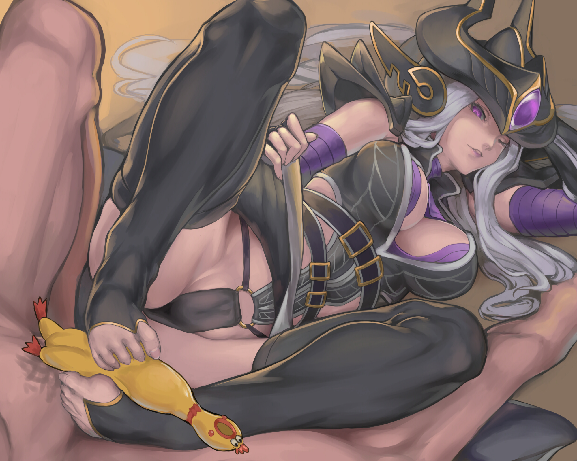 2900650 - Kumiko League_of_Legends Syndra